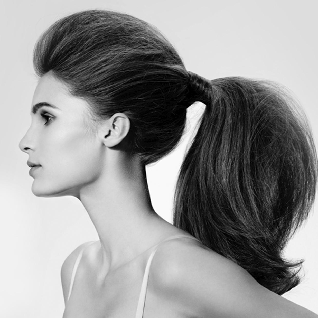 volym för håret