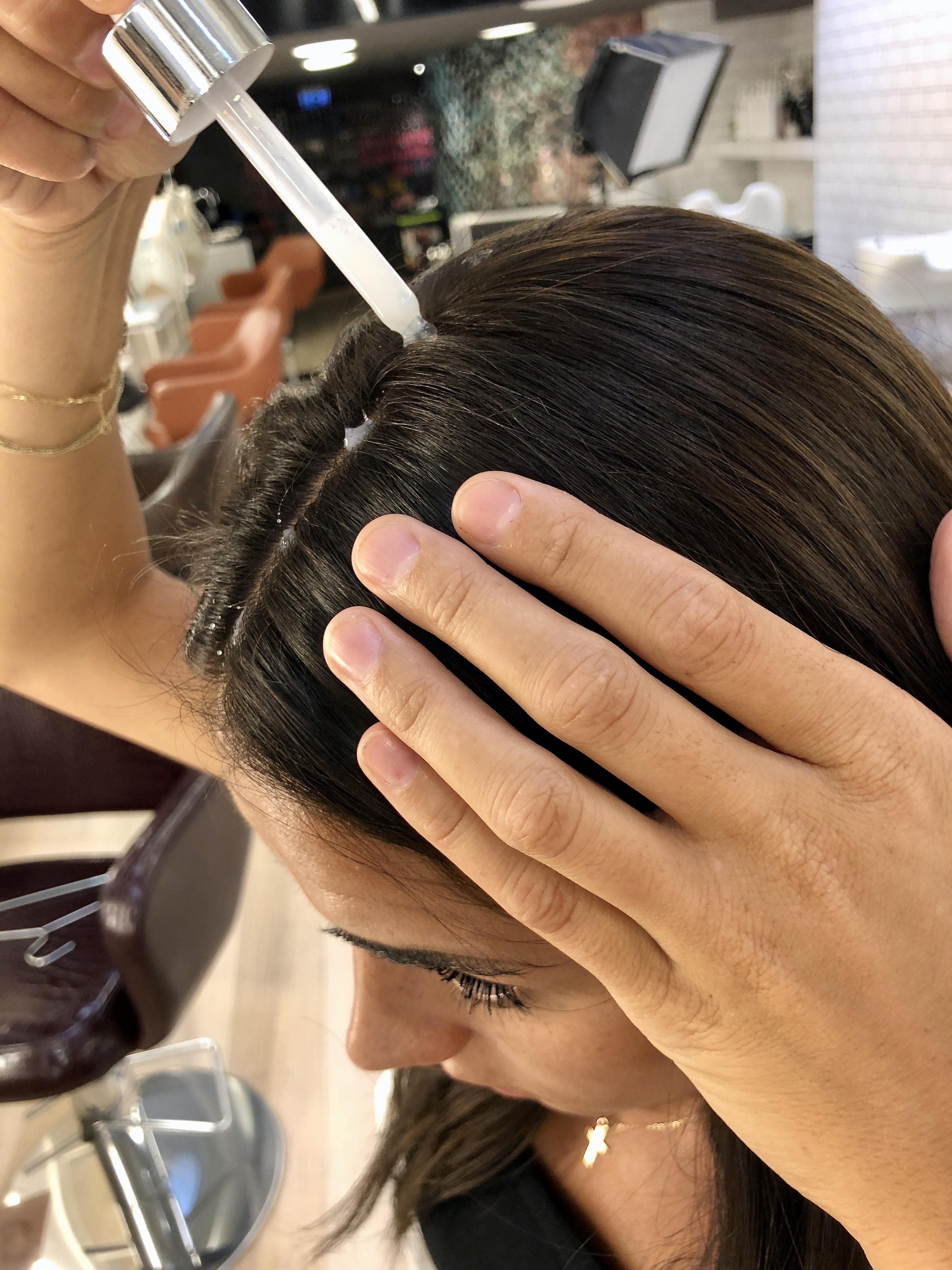 få håret til at gro