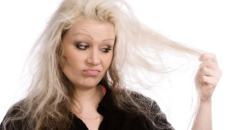 schampo för torrt frissigt hår