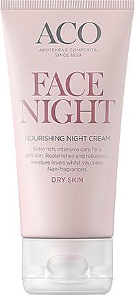 aco face nourishing night cream