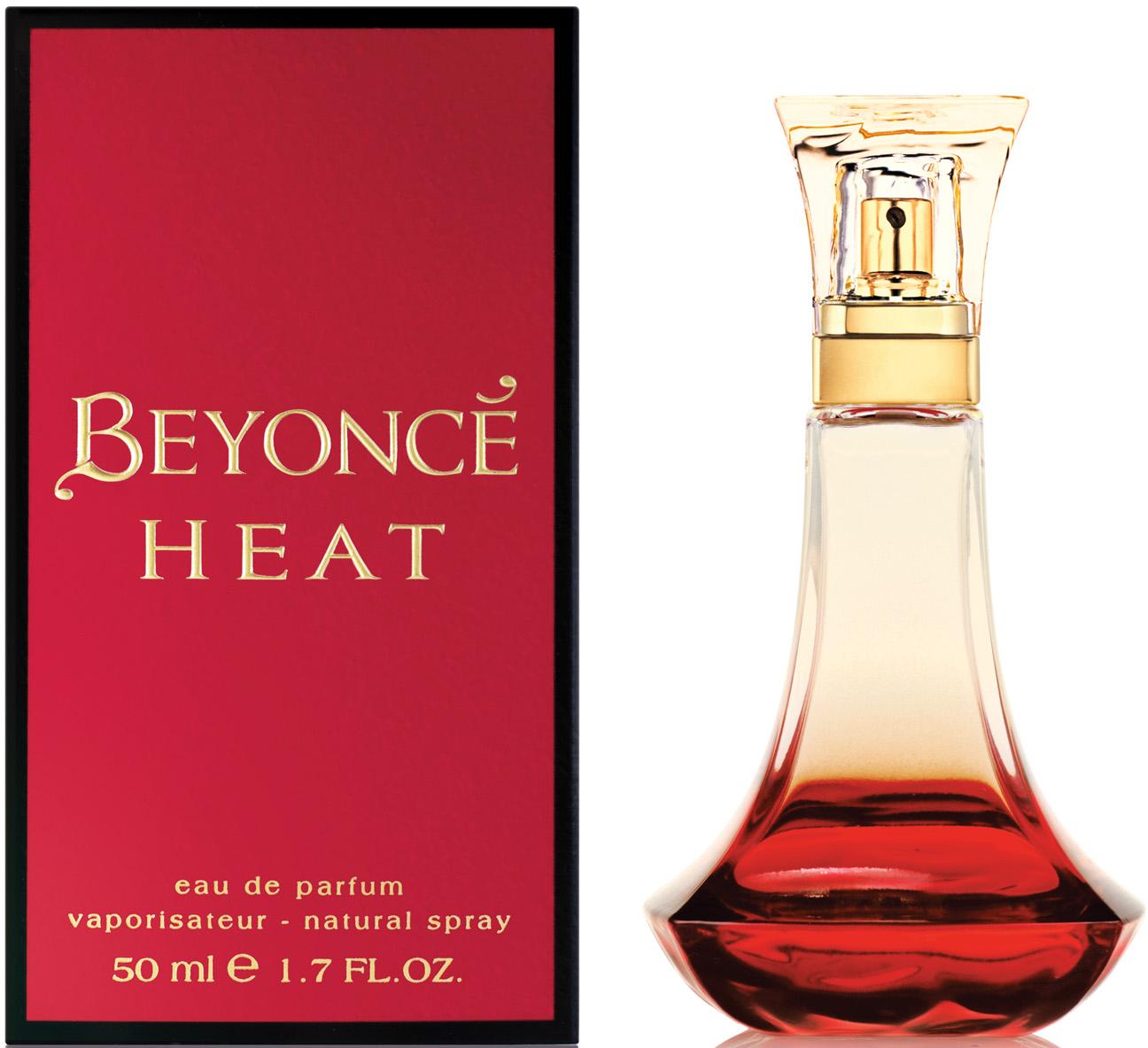 Beyoncé Shimmering Heat Eau de Parfum 50ml Sprej
