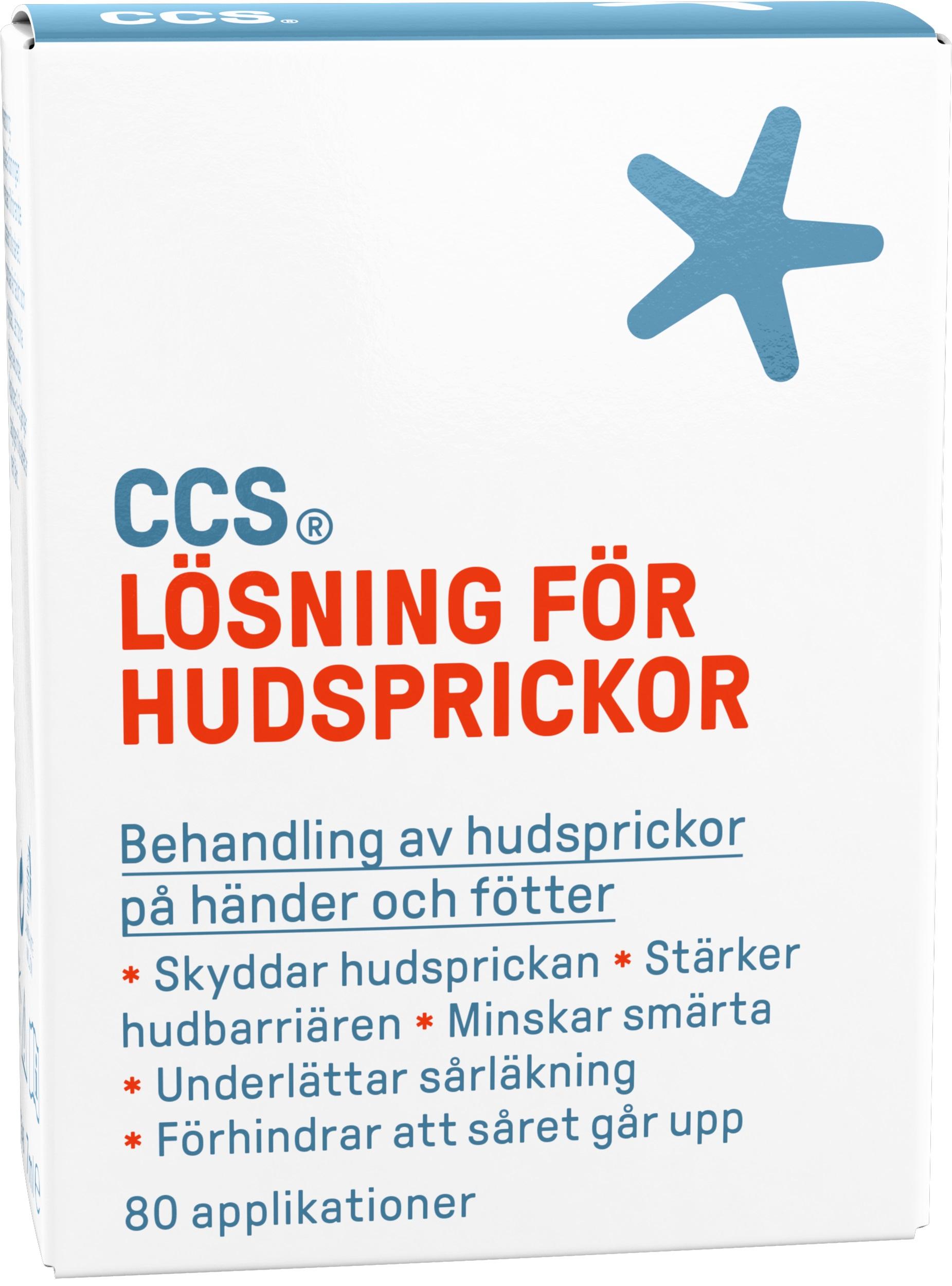 ccs lösning för hudsprickor