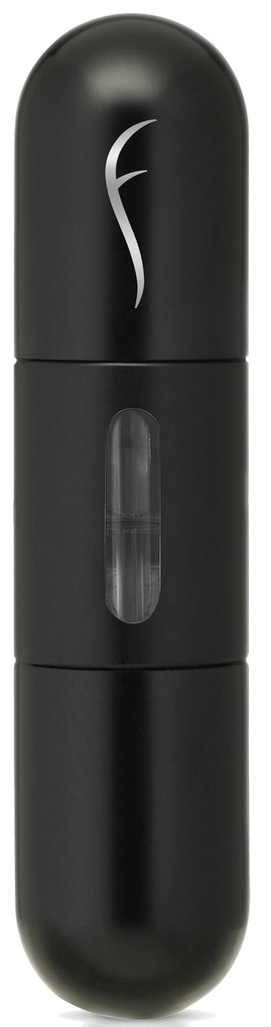 Köp 5ml Resa Parfym Fyllningsbar Spray Flaska Mini svart 8