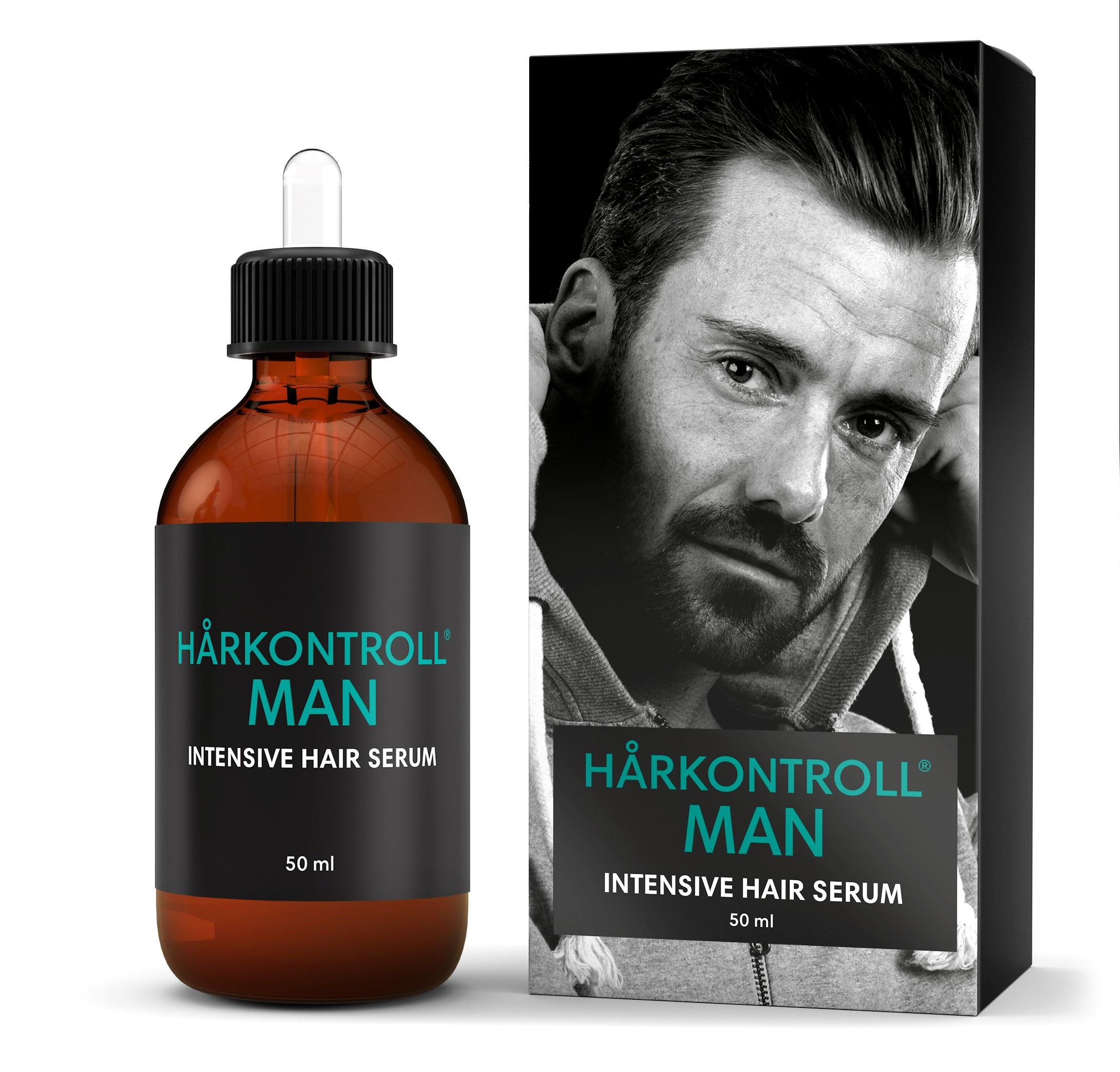 hårkontroll boost biverkningar
