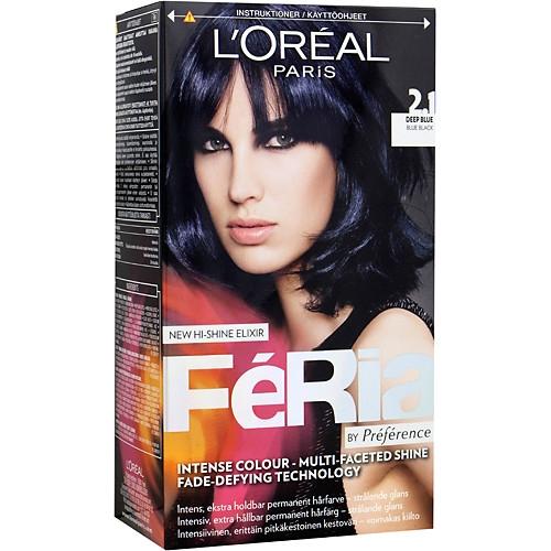 köpa loreal feria hårfärg