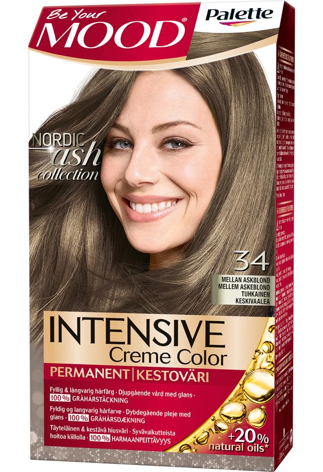 mood hårfärg färgkarta