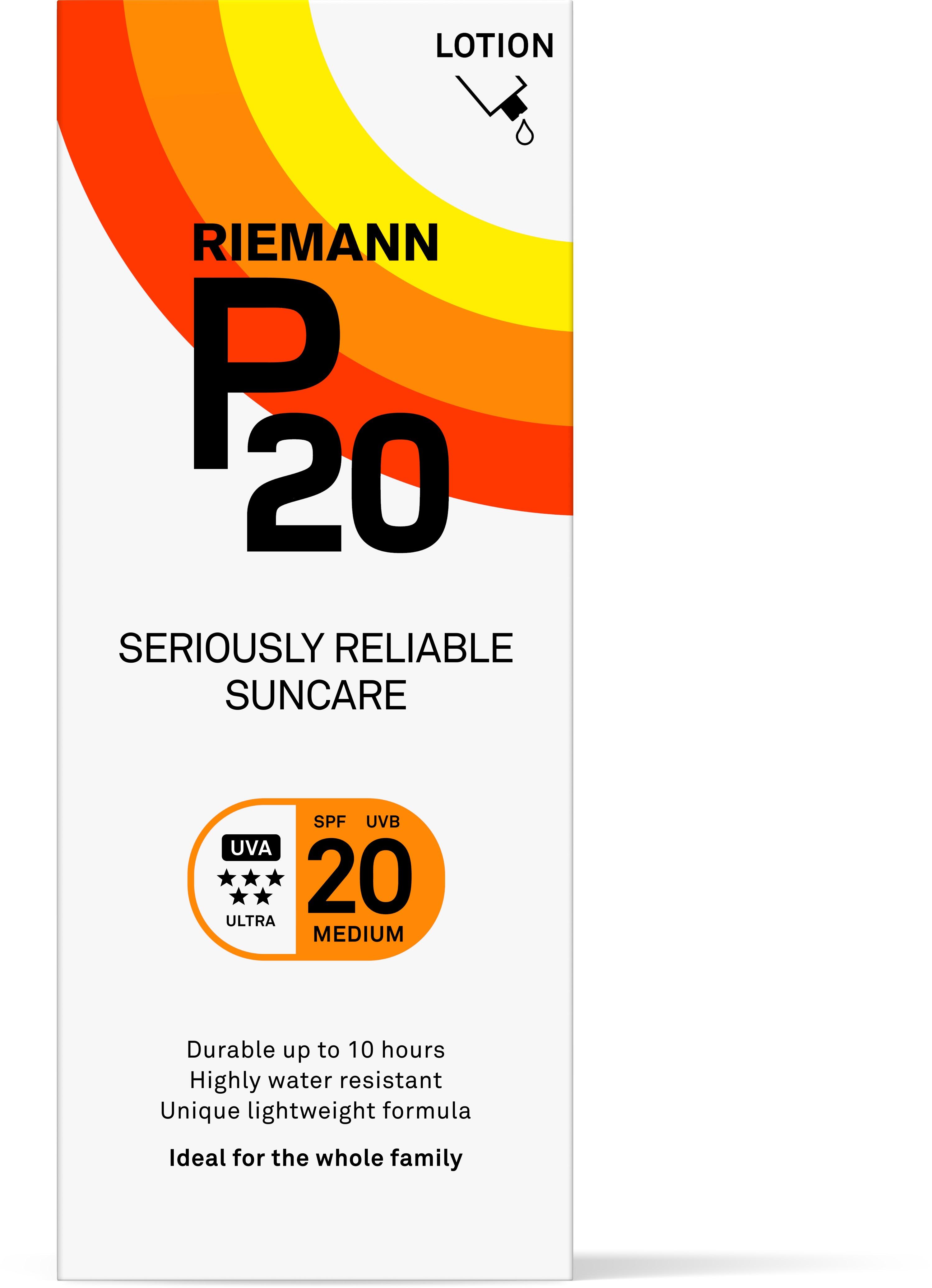 P20 Sun Protection SPF 20 Lotion 20 ml