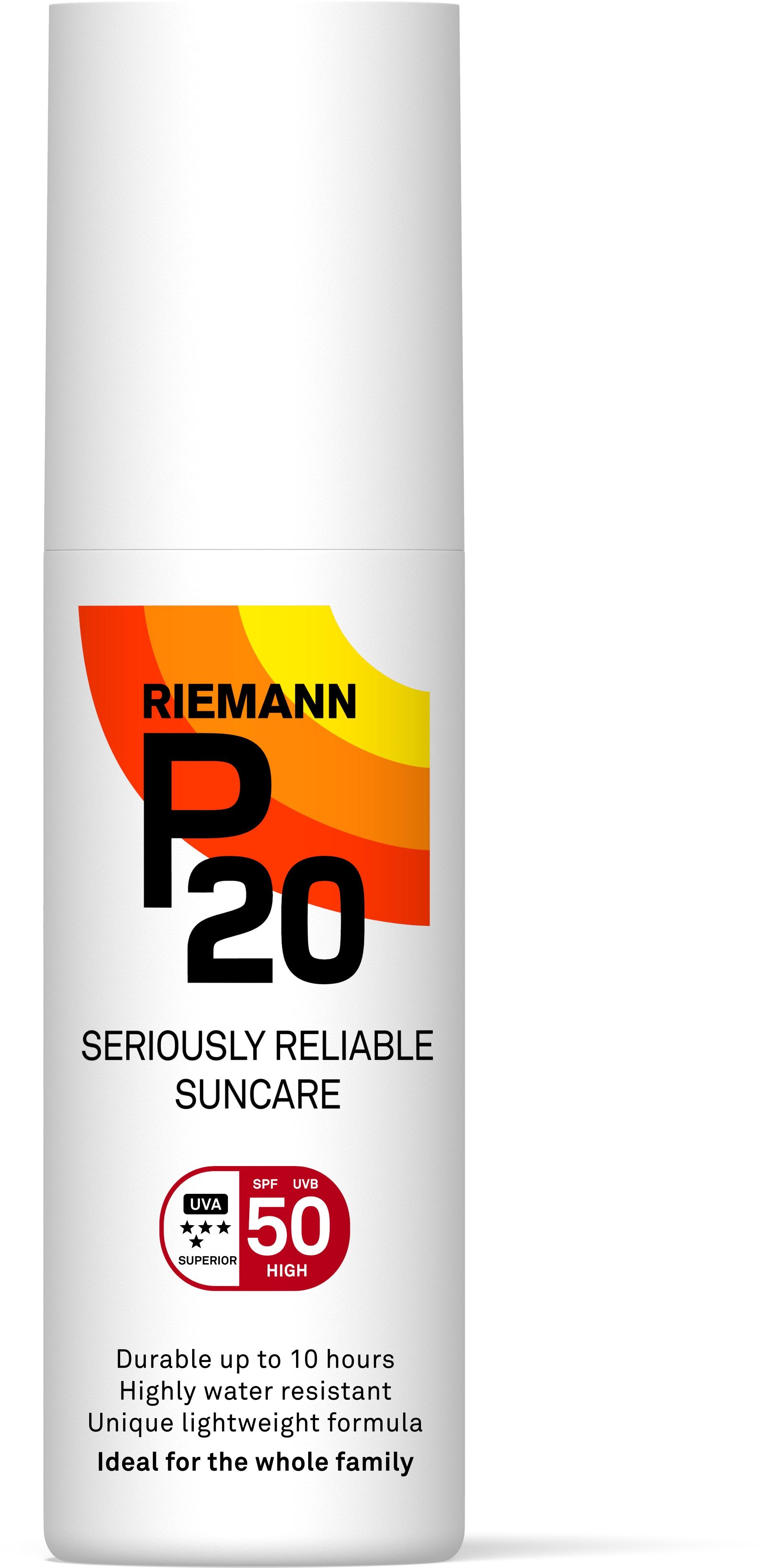 P20 Sun Protection SPF 20 Spray 20 ml