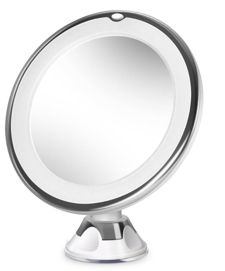sminkspegel 10x förstoring