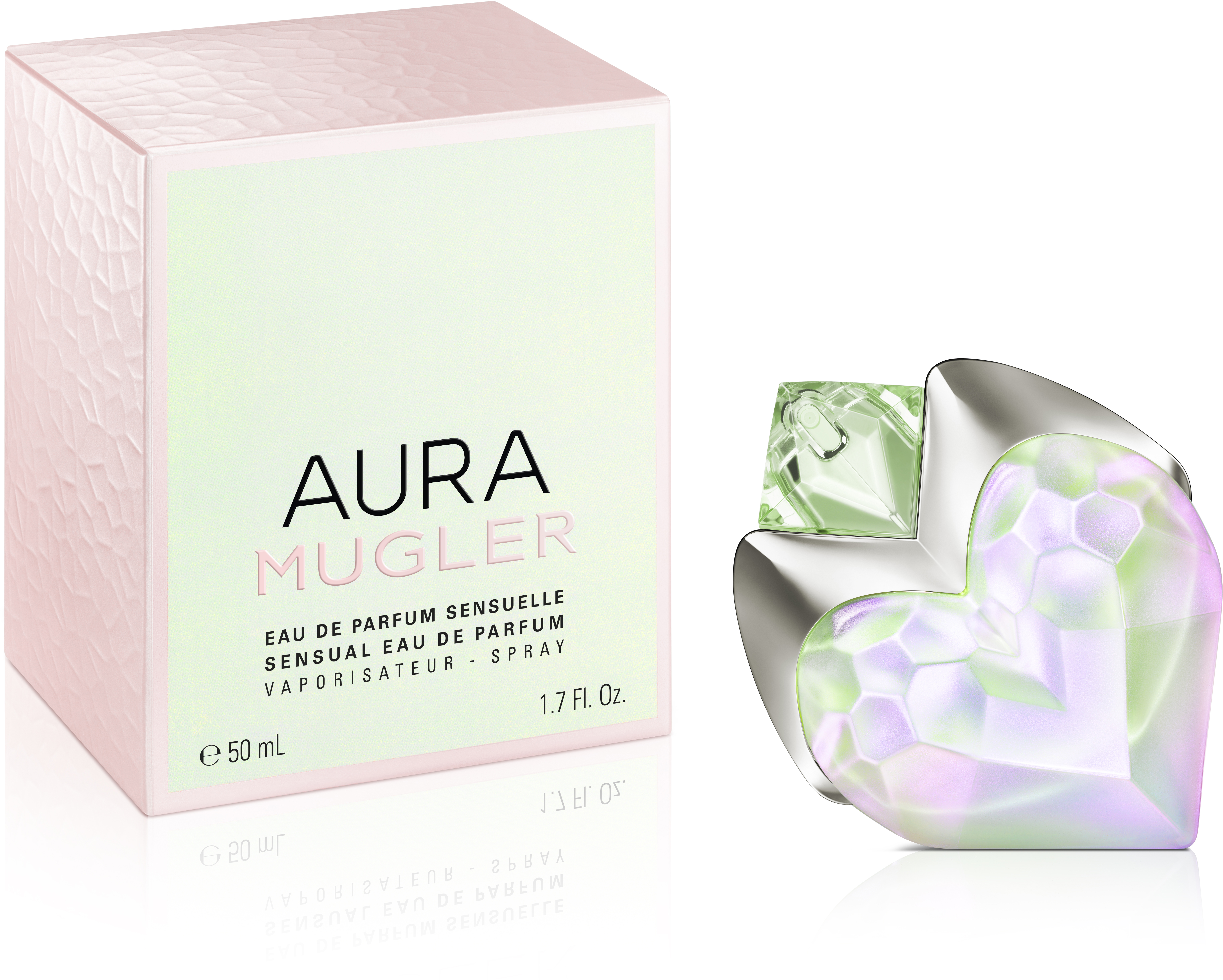 MUGLER Aura Eau de Toilette Spray 50ml Parfym