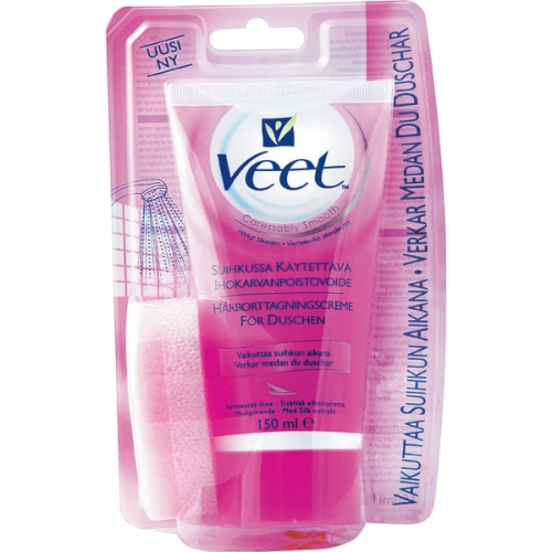 veet in shower hårborttagningscreme