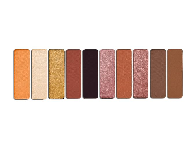 Wet N Wild Color Icon 10 Pan Eyeshadow Palette Rose In The Air Lyko Com